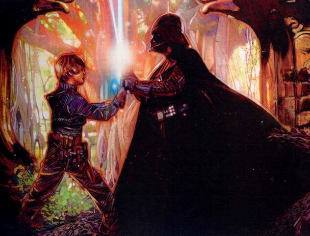 Archivo:Luke Skywalker & Darth Vader.jpg