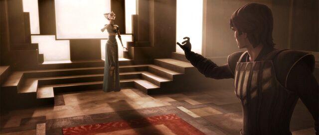 Archivo:Anakin Force chokes Scintel.jpg