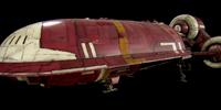 Lanzadera estelar Corelliana CSS-1