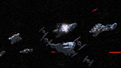Rebel fleet arrives at Mustafar.png