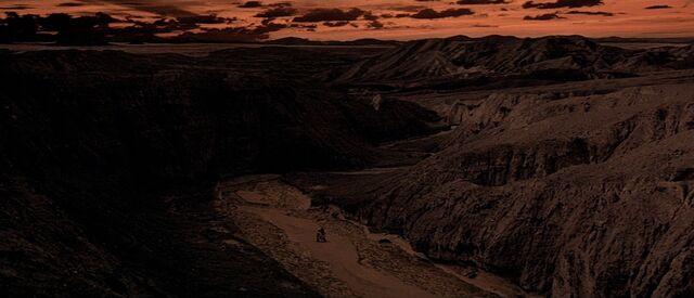 Archivo:Jundland Wastes at dusk.jpg