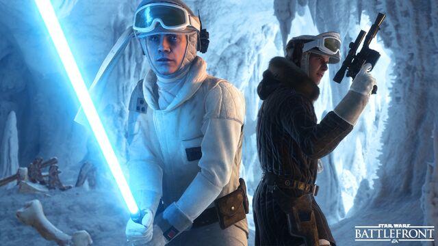 Archivo:Star Wars Battlefront actualización.jpg