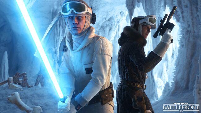 Star Wars Battlefront actualización