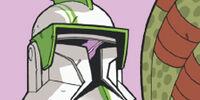 Comandante Clon (No Identificado Compañía Verde)