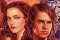 Anakin y Padmé