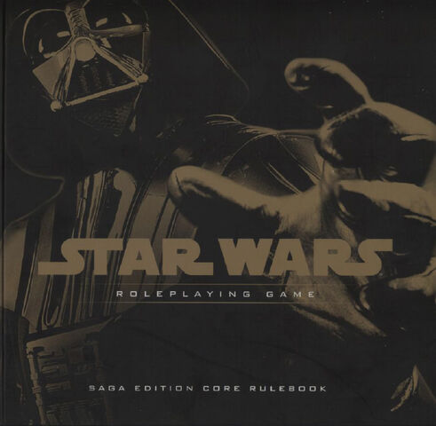 Archivo:Star Wars Roleplaying Game Saga Edition Core Rulebook.jpg