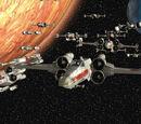 Caza estelar X-Wing T-65