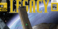 Star Wars: Legacy 20: Indomitable, Part 1