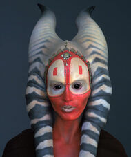 Shaak Ti closeup