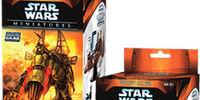 Star Wars Miniatures: Bounty Hunters