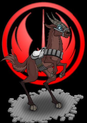 Archivo:Star Wars - vector - El Kybuck del Maestro Yoda.png