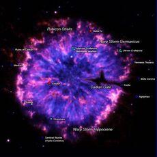 Mapa ojo terror Ocularis terribus