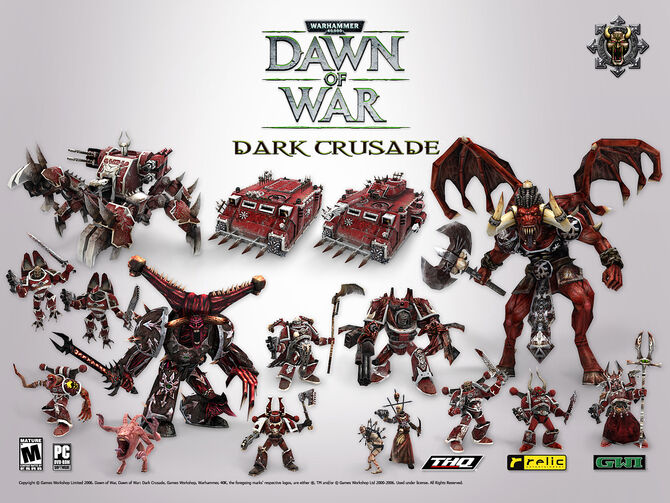 Fondo chaos army 1600x1200
