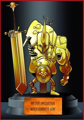 Wargamemanía 3 E5D Quinto Destino Mejor Iniciativa Warhammer 40k Oro 2.jpg