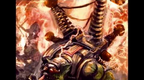 A GREAT WAAAGH!