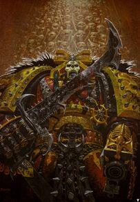 Señor del Caos de Khorne