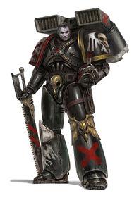 Sargento de Asalto de la Guardia del Cuervo