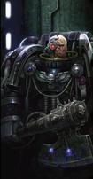 Comandante de los Guardianes de la Muerte