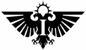 Emblema Adeptus Terra