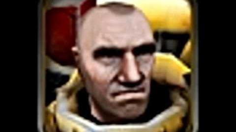 Warhammer 40.000 Dawn of War - Force Commander Davian Thule and Indrick Boreale Quotes