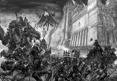 Eclesiarquia en batalla