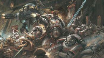 Kor'sarro Khan Cicatrices Blancas Caballeros Imperiales Voldoris vs Tau.jpg