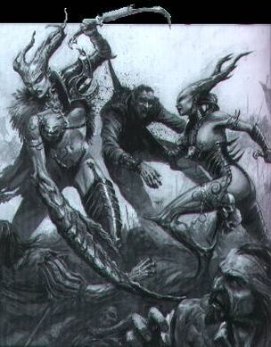 Diablillas