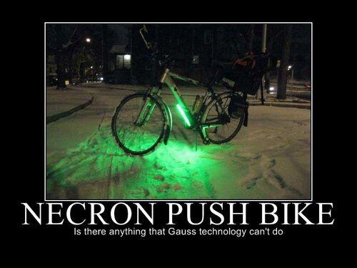 Bici necrona