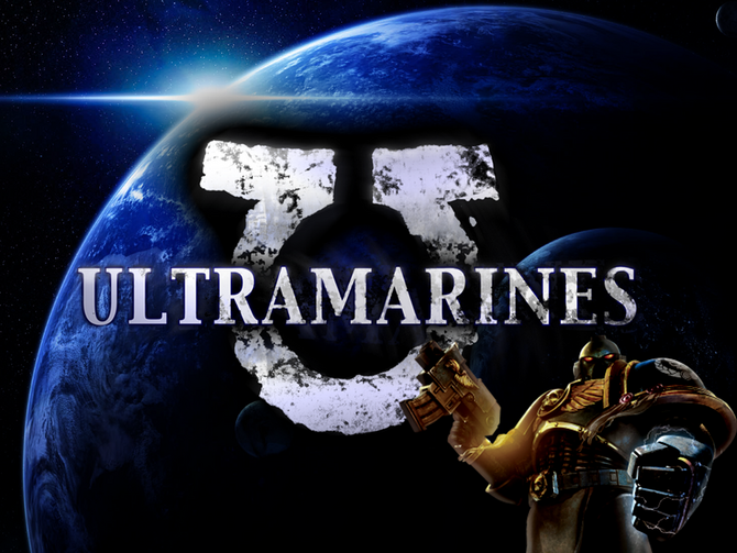 Ultramarines wallpaper