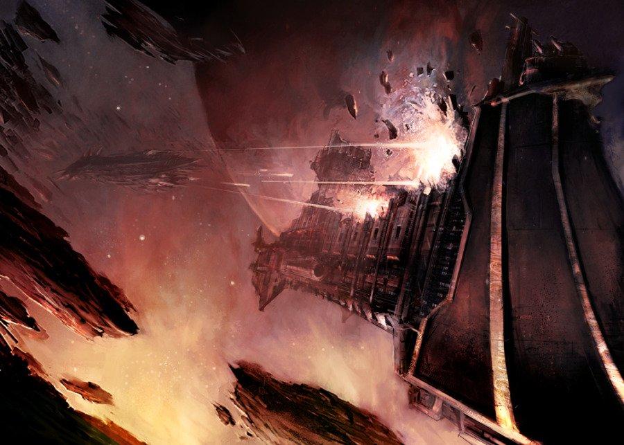 Resultado de imagen para batalla espacial
