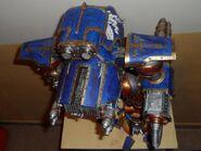 Titan Reaver 12 Acabado 04 Escenografia Wikihammer