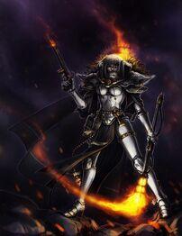 491px-Battle Sister - Order of the Sacred Rose