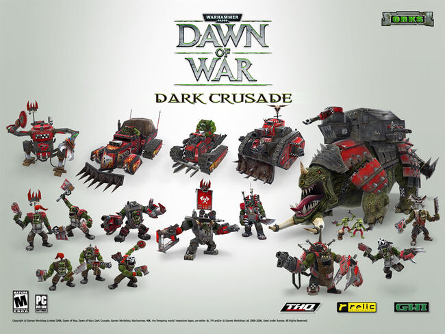 Orks dark crusade