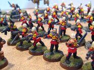 Praetorianos y Comisario