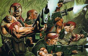 Catachán Jungla Jungle Warhammer 40k Wikihammer