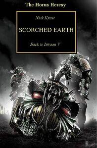 Novela scorched earth