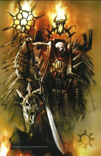 Caos Cardenal oscuro Kor Phaeron(Portadores de la palabra)