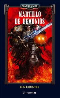 Martillo de Demonios (Novela)