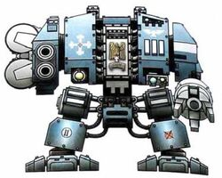 Hijos Vengadores Mark V Dreadnought Chaim