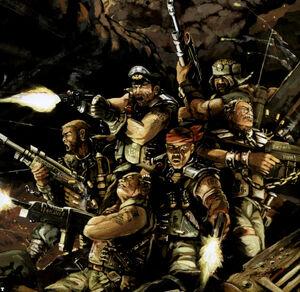 Guardia imperial 13 Legión Penal Wikihammer.jpg