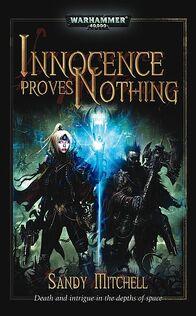 Novela Innocence Proves Nothing