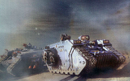 Land Raider Prometheus 2