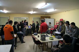 Festival de Espadas 2013 Barcelona Wikihammer 4