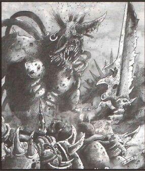 Caos demonios 2da Edición 1995 Codex Imperialis Warhammer 40k Wikihammer