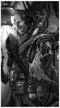Ecles Radical Inquisitor Cyrrik Scayl
