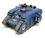 Land Raider Prometheus 5