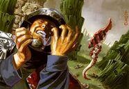 Tiranidos zoantropo ataque guardia imperial.jpg