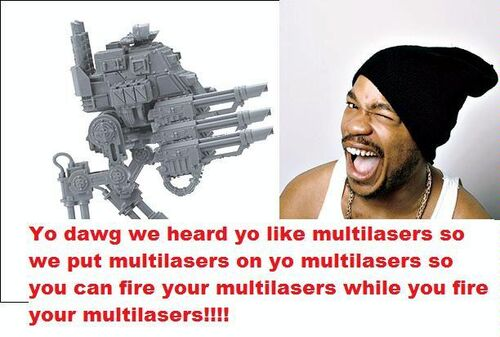Multilasers