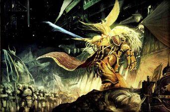 Emperador Gran Cruzada Astartes Warhammer 40k