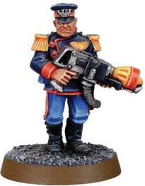 Mordian soldier con lanzallmas
